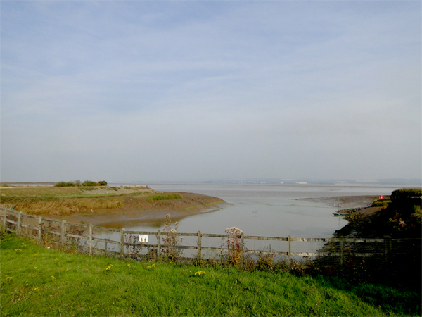 South Ferriby Humber view