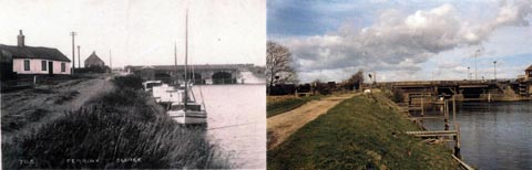 South Ferriby - Now and Then